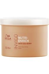 Wella Invigo Nutr-Enrich - Питательная маска-уход, 500 мл