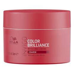 Wella Invigo Color Brilliance - Маска-уход для защиты цвета окрашенных жестких волос, 150 мл
