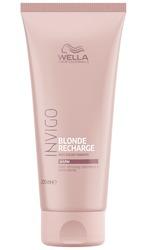 Wella Invigo Color Recharge - Оттеночный бальзам-уход для теплых светлых оттенков, 200 мл
