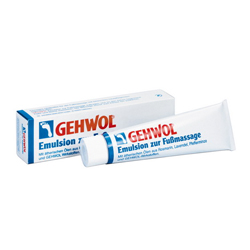 Gehwol Emulsion - Питательная эмульсия для массажа, 125 мл