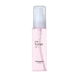 Lebel Trie Tuner Oil - Сухое шелковое масло для укладки волос, 60 мл