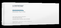 La Biosthetique Ergines Plus Vital- Сыворотка Ergines Plus Vital питательная для укрепления волос 10x10 мл