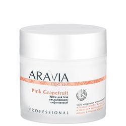ARAVIA Organic - Крем для тела увлажняющий лифтинговый Pink Grapefruit, 300 мл.