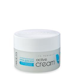 """Aravia Professional - Активный увлажняющий крем с гиалуроновой кислотой """"Active Cream"""", 150 мл."""