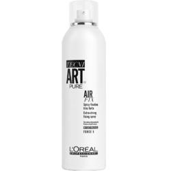 L'Oreal Professionnel Tecni.Art Air Fix - Спрей моментальной супер сильной фиксации (фикс.5), 250 мл