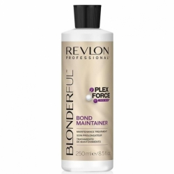 Revlon Professional BLONDERFUL BOND MAINTAINER - Поддерживающий уход после обесцвечивания, 250 мл