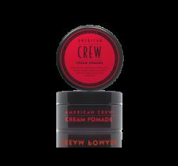 American Crew Cream Pomade - Крем-помада с легкой фиксацией и низким уровнем блеска, 85 гр