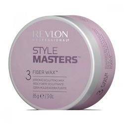 Revlon Professional SM Fiber Wax - Воск структурирующий для волос сильной фиксации, 85 мл