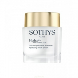 Sothys Comfort Hydra Youth Cream - Обогащенный увлажнящий anti-age крем, 50мл.