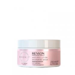 Revlon Professional Magnet Anti-Pollution Restoring Mask - Восстанавливающая маска для волос, 200 мл