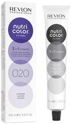 Revlon Professional Nutri Color Filters - Прямой краситель без аммиака 020 Лаванда, 100 мл