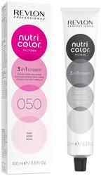 Revlon Professional Nutri Color Filters - Прямой краситель без аммиака 050 Розовый, 100 мл