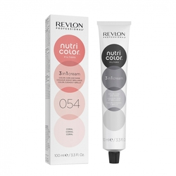 Revlon Professional Nutri Color Filters - Прямой краситель без аммиака 054 Коралл, 100 мл