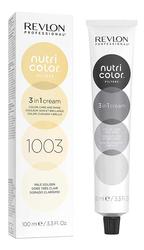 Revlon Professional Nutri Color Filters - Прямой краситель без аммиака 1003 Светлое золото, 100 мл