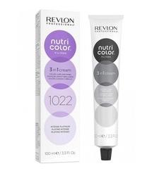 Revlon Professional Nutri Color Filters - Прямой краситель без аммиака 1022 Интенсивная платина, 100 мл