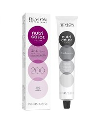 Revlon Professional Nutri Color Filters - Прямой краситель без аммиака 200 Фиолетовый, 100 мл