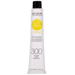 Revlon Professional Nutri Color Filters - Прямой краситель без аммиака  300 Желтый, 100 мл