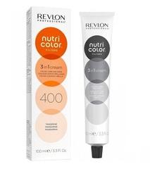 Revlon Professional Nutri Color Filters - Прямой краситель без аммиака  400 Мандарин, 100 мл
