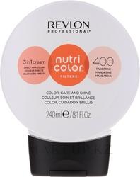 Revlon Professional Nutri Color Filters - Прямой краситель без аммиака  400 Мандарин, 240 мл