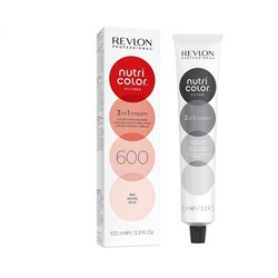Revlon Professional Nutri Color Filters - Прямой краситель без аммиака 600 Красный, 100 мл