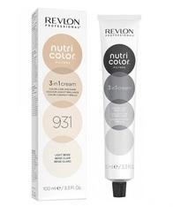 Revlon Professional Nutri Color Filters - Прямой краситель без аммиака 931 Светло-бежевый, 100 мл