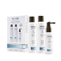 Nioxin System 5 Kit - Набор (Система 5), 150 мл+150 мл+50 мл