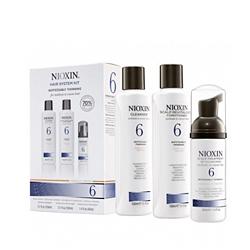 Nioxin System 6 Kit - Набор (Система 6), 150 мл+150 мл+40 мл