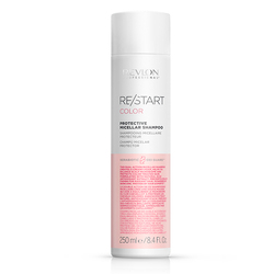 Revlon Professional ReStart Color Protective Micellar shampoo - Мицеллярный шампунь для окрашенных волос, 250 мл