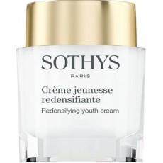 Sothys Redensifying Youth Cream - Уплотняющий ремоделирующий крем для возрождения жизненных сил кожи (с защитой нейронов от деградации), 50 мл.