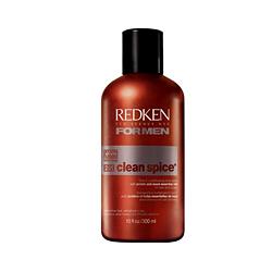 Redken Clean Spice Shampoo - Шампунь и кондиционер 2-в-1, 300 мл