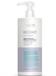 Revlon Professional ReStart Balance Anti Dandruff Micellar shampoo - Мицеллярный шампунь для кожи головы против перхоти и шелушений, 1000 мл