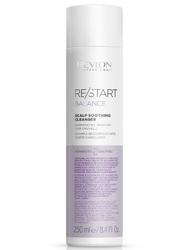 Revlon Professional ReStart Balance Scalp Soothing Cleanser - Мягкий шампунь для чувствительной кожи головы, 250 мл
