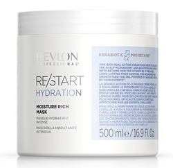 Revlon Professional ReStart Hydration Moisture Rich Mask - Интенсивно увлажняющая маска, 500 мл