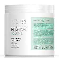 Revlon Professional ReStart Volume Lightweight Jelly mask - Неутяжеляющая маска-желе, 500 мл