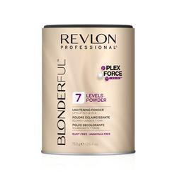 Revlon Professional BLONDERFUL 7 LIGHTENING POWDER - Нелетучая осветляющая пудра, 750 г