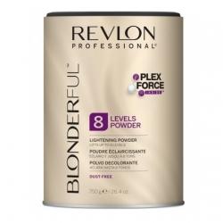 Revlon Professional BLONDERFUL 8 LIGHTENING POWDER - Нелетучая осветляющая пудра, 750 г