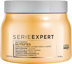 L'Oreal Professionnel Nutrifier Glycerol Masque Fondant - Маска для сухих волос, 500 мл