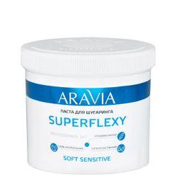 ARAVIA Professional - Паста для шугаринга SUPERFLEXY Soft Sensitive, 750 г