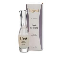 Trind Keratin Nail Protector - Кератиновая защита ногтей, 9 мл