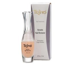 Trind Keratin Nail Restorer - Кератиновый восстановитель ногтей, 9 мл