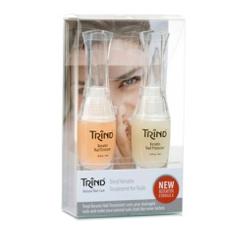Trind Keratin Treatment Set - Набор для защиты и восстановления ногтей с кератином, 2*9 мл