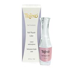 Trind Nail Repair Lilac (Color 5) - Укрепитель для ногтей (сиреневый), 9 мл