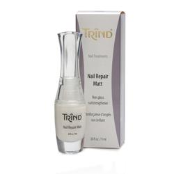 Trind Nail Repair Matt - Укрепитель ногтей матовый, 9 мл