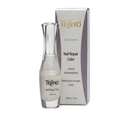 Trind Nail Repair Pure Pearl - Укрепитель для ногтей (белый перламутр), 9 мл