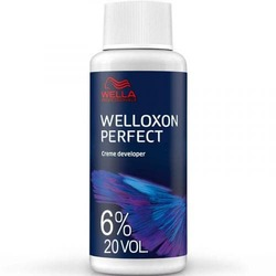 Wella Professionals Welloxon Perfect - Окислитель для окрашивания волос 6%, 60 мл
