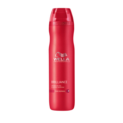 Wella Brilliance Line - Шампунь для окрашенных нормальных и тонких волос, 250 мл