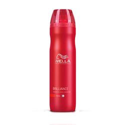 Wella Brilliance Line - Шампунь для окрашенных жестких волос, 250 мл