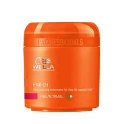 Wella Enrich Line - Питательная крем-маска для нормальных и тонких волос, 150 мл