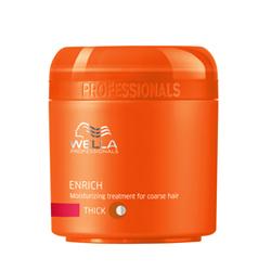 Wella Enrich Line - Питательная крем-маска для жестких волос, 150