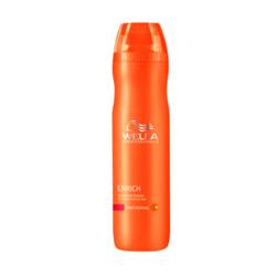 Wella Enrich Line - Питательный шампунь для объема нормальных и тонких волос, 250 мл